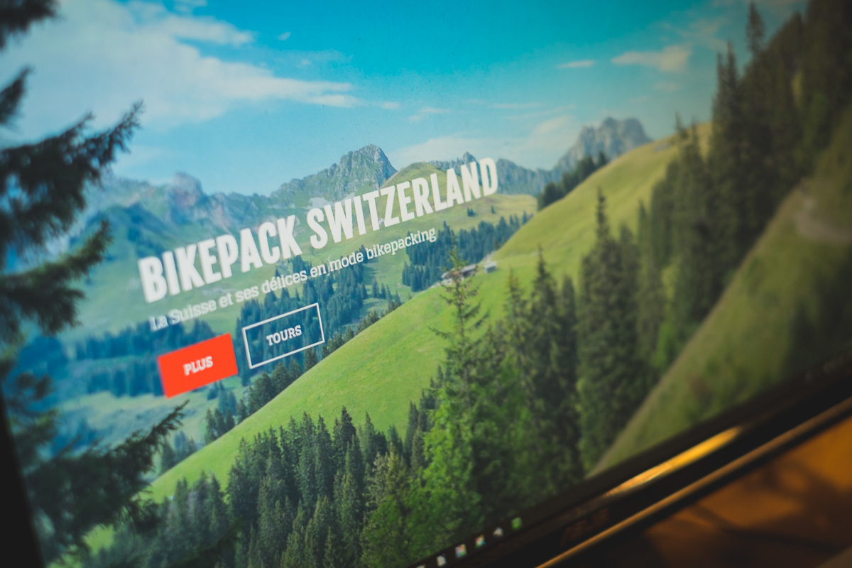 Bikepack Switzerland